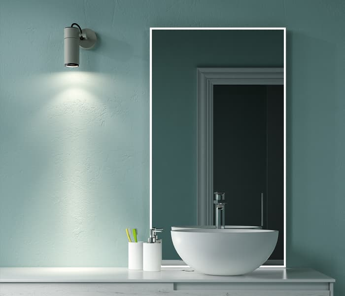 salle de bain spot bathroom lighting insolit custom lighting lampara de baño wilmotte lights diseñ