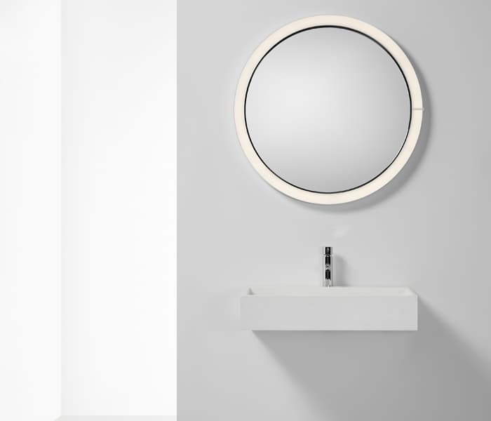 lampara camerino make up lighting insolit circular lamp luxury lights made in Barcelona