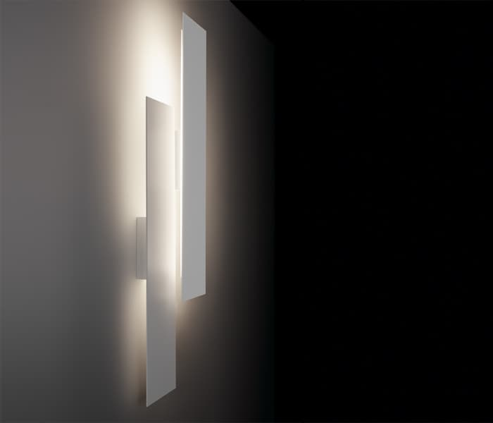plaque combinations modular wall lamp indirect light ambient light lampara de diseño aplique rectan